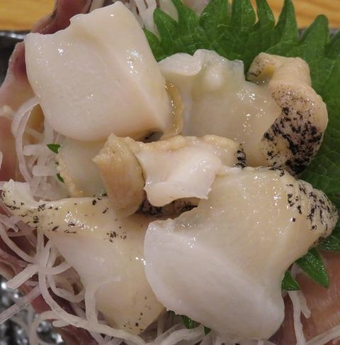 ツブ貝(太助鮨)