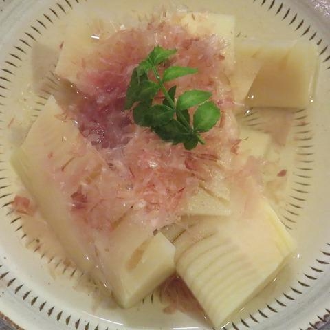 筍おかか煮(企久太)990