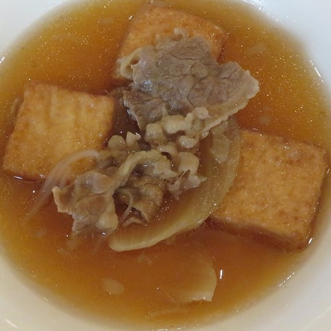 肉豆腐(彩巴)