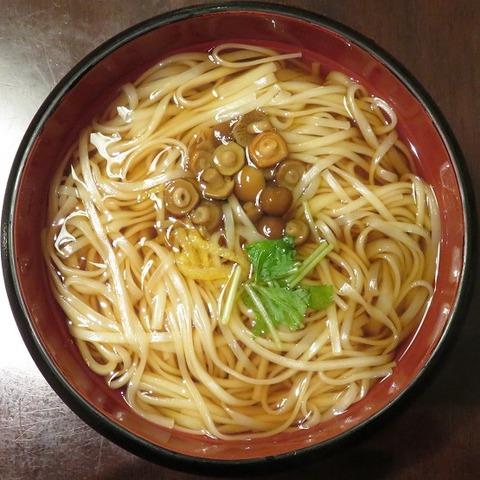 かけうどん(稲庭屋清兵衛)860