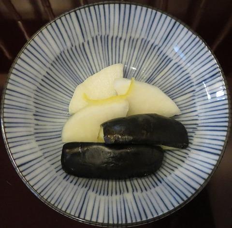 漬物(横田屋)