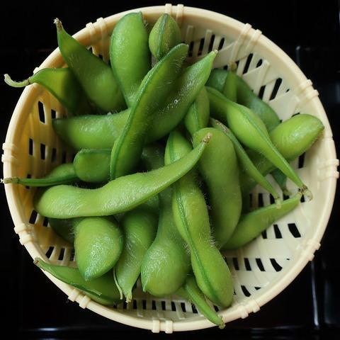 枝豆(パノラマ食堂)