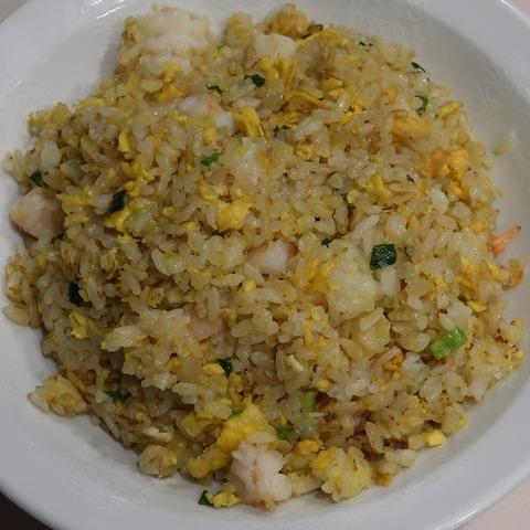 海老炒飯(龍天江)1550