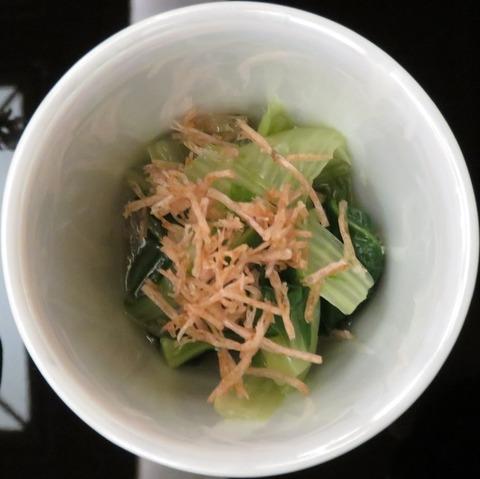 旬菜4(なだ万)