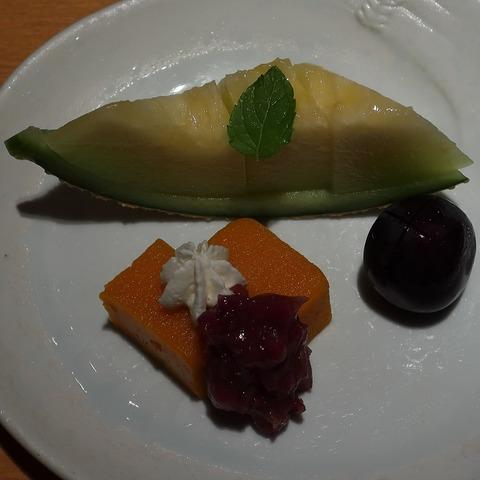 デザート(しゅん)