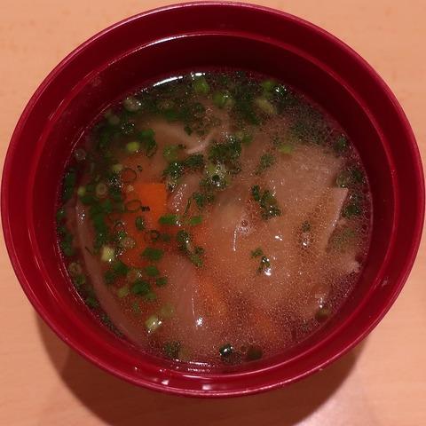 豚汁(ジョイフル)106