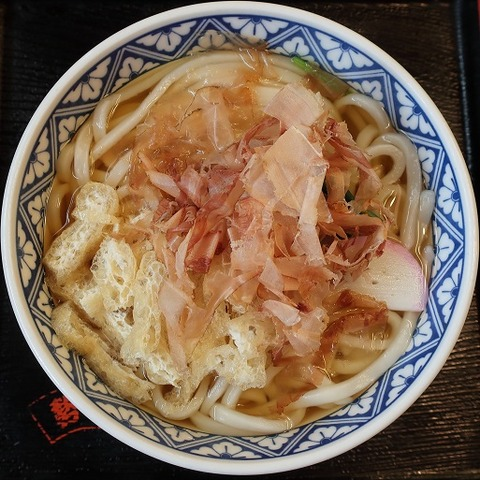 にかけうどん(勢川)480
