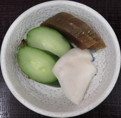 漬物 (2)