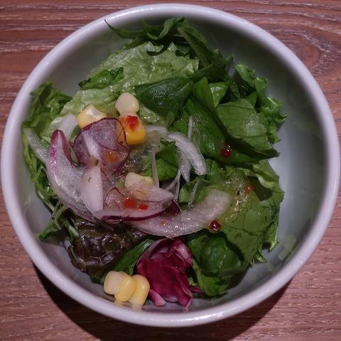 サラダ(いのうえ)