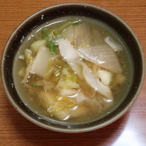 味噌汁(さんえい)