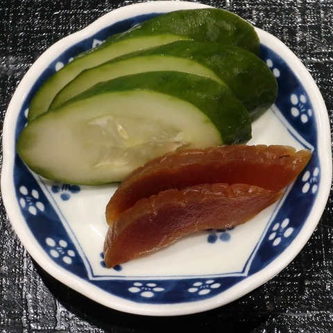 漬物(藤乃)