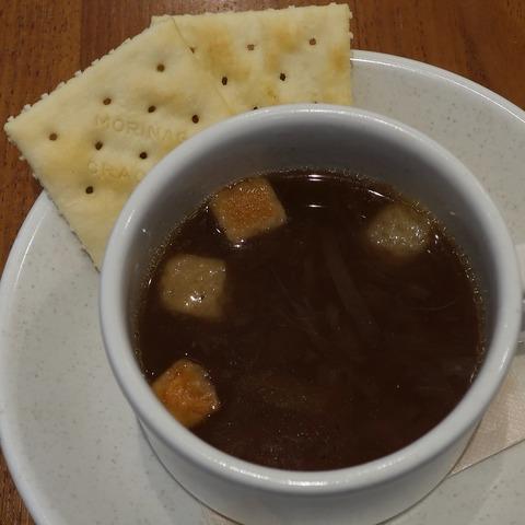 スープ(シズラー)