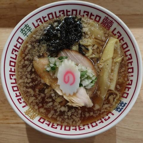 煮干そば(ムタヒロ)750