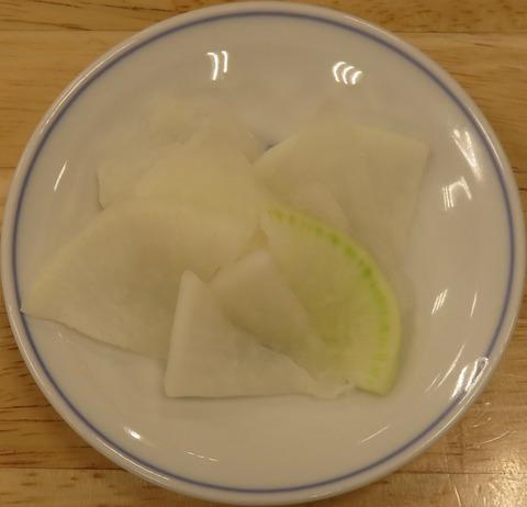 漬物(満州)