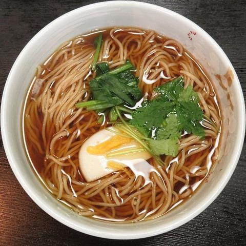 蕎麦(中清)