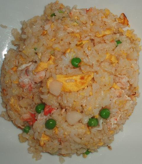 カニ炒飯(華空間)