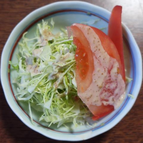 サラダ(みや川)
