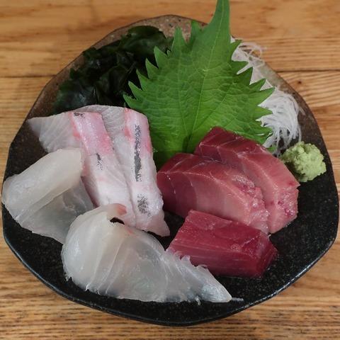 刺身定食(さわ)1500