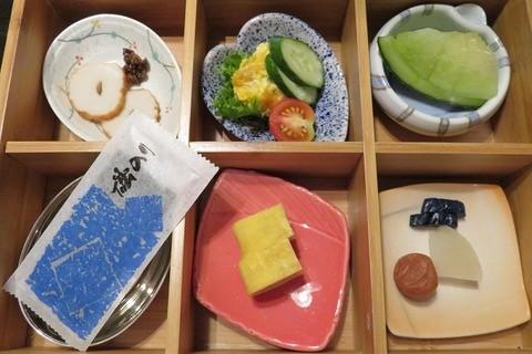朝食(姫川)
