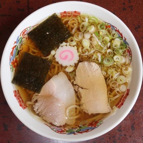 中華そば(菊屋)600