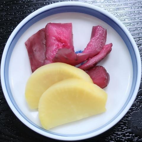 漬物(なべちゃん)