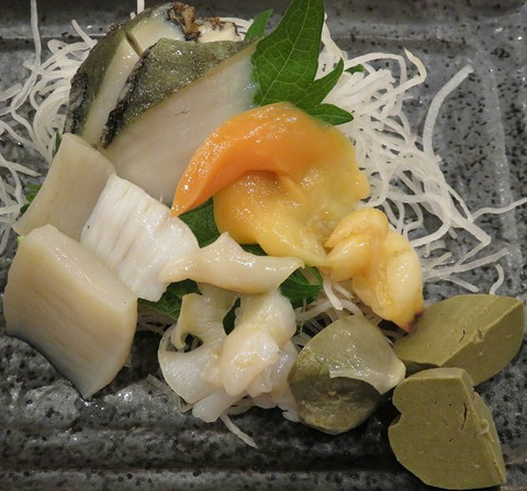 貝刺盛(太助鮨)3240