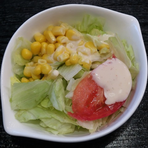 サラダ(ディングル)
