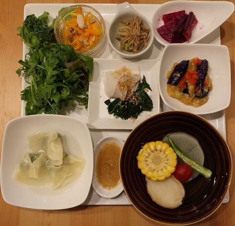 定食(もも福食堂)1300