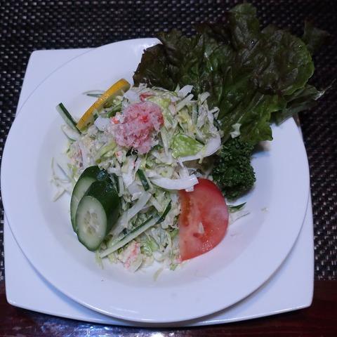 カニサラダ(にゅうとん)750