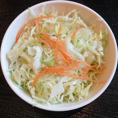 サラダ(三ちゃん食堂)