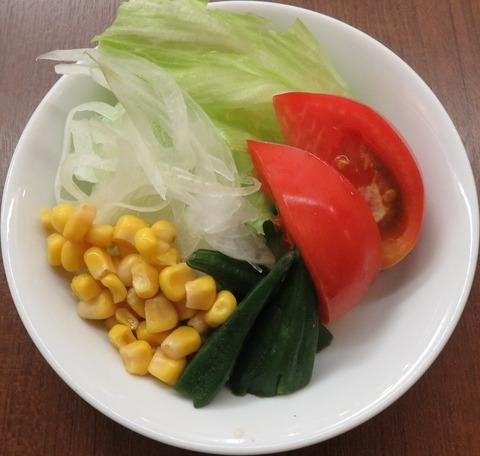 サラダ(神楽)