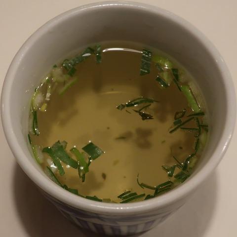 スープ(武蔵野食堂)