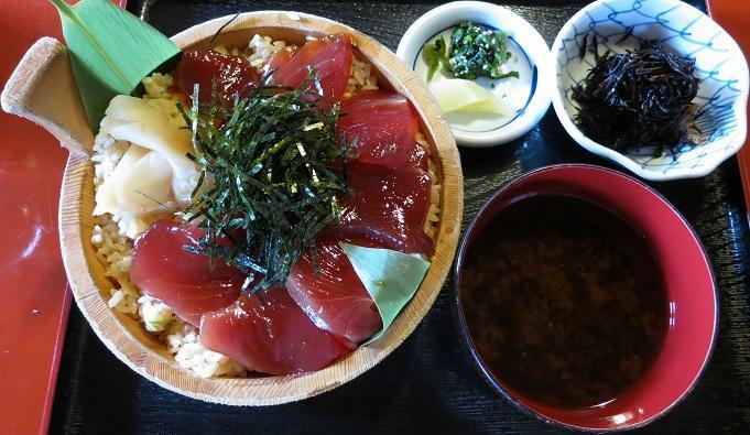 てこね寿司(梅)1,050円