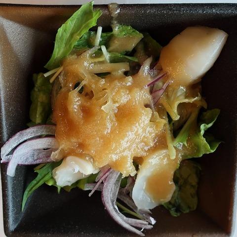 季節のフレッシュサラダ(加賀)