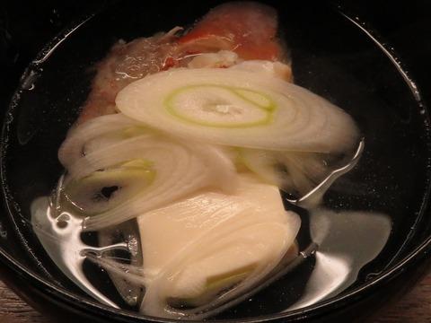 甘鯛潮汁(天乃川)