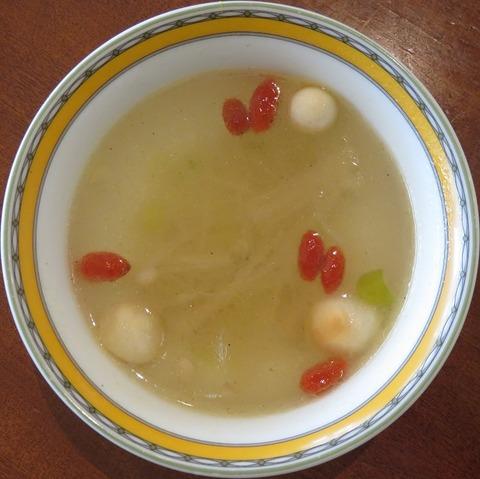 スープ(銀座アスター)