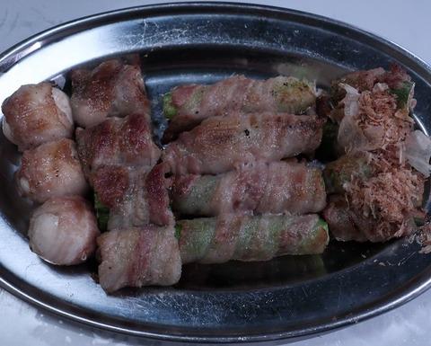 野菜肉巻(ちかいち)