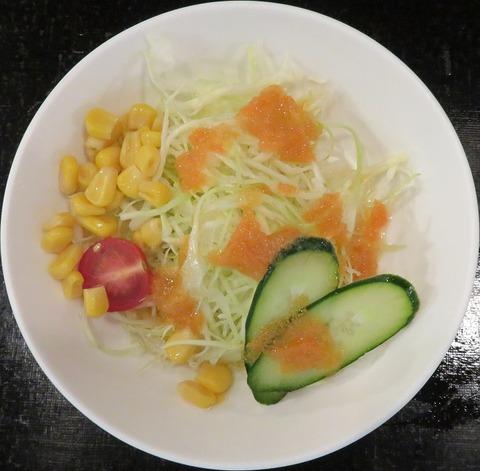 サラダ(百老亭)