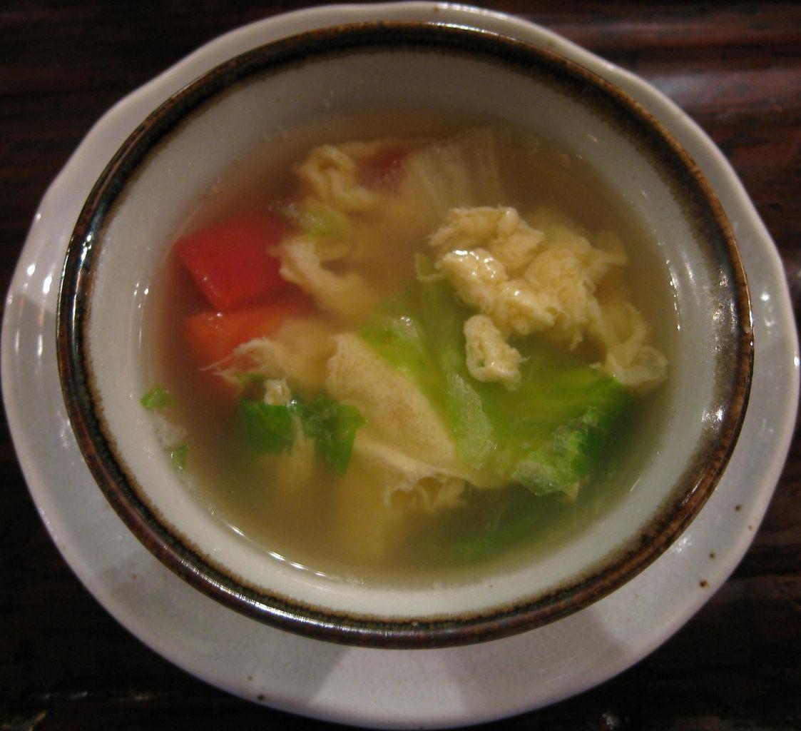 ひとくちスープ