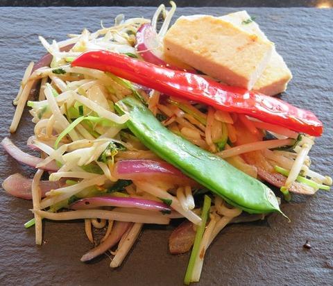 野菜焼き(銀杏)