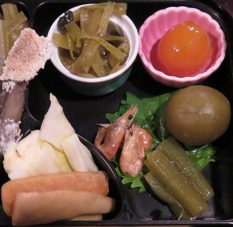 オカズ(土蔵食亭)