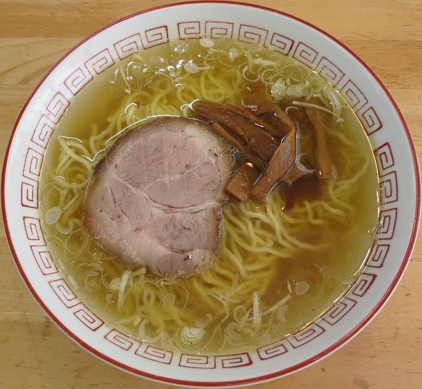 黄金スープが旨!