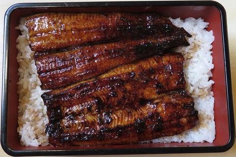 鰻重松(音羽鮨)3400