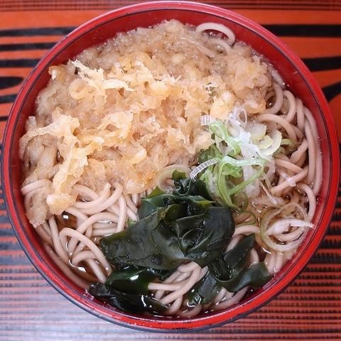 半蕎麦(江戸家)