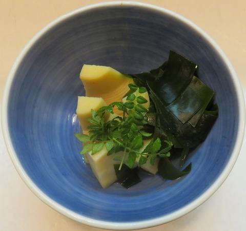 若竹煮(卯の花)