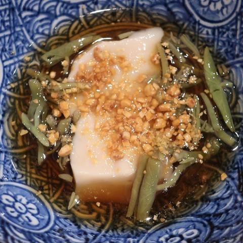 蕨餅(よしむら)