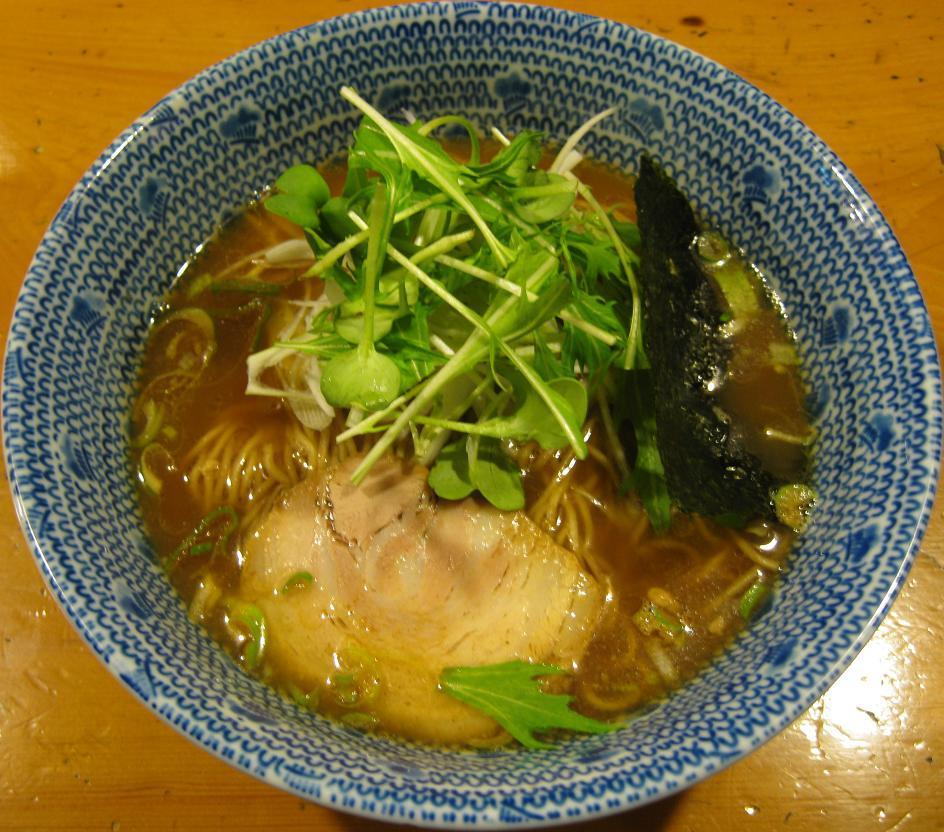 支那蕎麦(蕎麦麺)