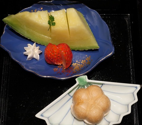 水菓子(蒼樹庵)