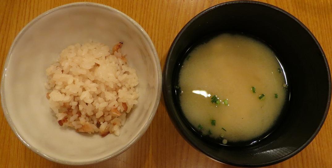 桜海老御飯