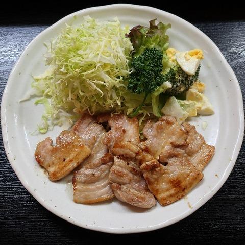 焼肉(たんぽぽ)